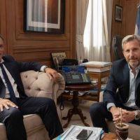 El intendente Ponce acordó con la gestión Macri financiamiento para obras