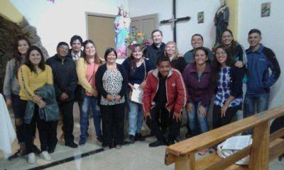 Nueva comisión en la capilla María Auxiliadora