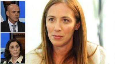 Vidal cree que fue espiada por ex jefes policiales que trabajaban para la AFI