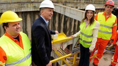 El Gobierno desembolsa $ 1.046 millones al mes para inaugurar obras en Provincia