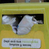 El 71 % de los porteños dice que separa la basura pero muchos advierten que faltan contenedores verdes