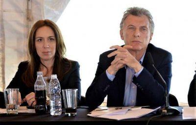 Se preocupa Clarín por la Provincia y ¿le pide a Mariu que se saque de encima a Macri?
