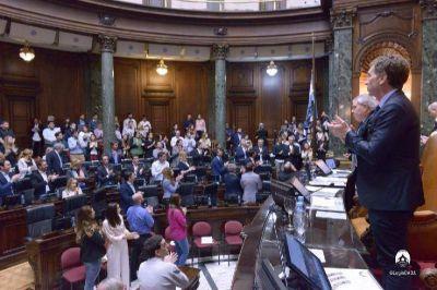 La Legislatura debió modificar una ley para que no genere