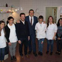 Municipio de Dolores firmó convenio de colaboración y adhesión al SAME provincia