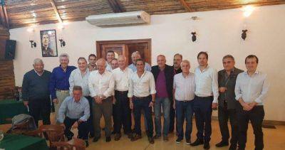 """Lavagna nos manifestó a viva voz que está decidido a ser candidato a Presidente"""
