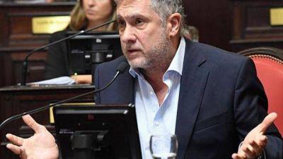 """Robo a las oficinas de Massa: """"Nos entristece más que el gobierno ridiculice el tema"""", dijo Pallares"""