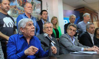 Mensaje a Lavagna: el PJ le abre una oficina al sindicalismo CFK friendly