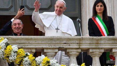 Papa en Capitolio: necesario el diálogo entre poder temporal y espiritual