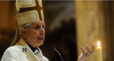Fuerte alegato del Cardenal Poli a favor de la vida desde la concepción