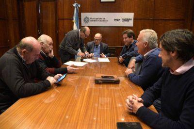 El STM y el Ejecutivo firmaron un primer acuerdo paritario