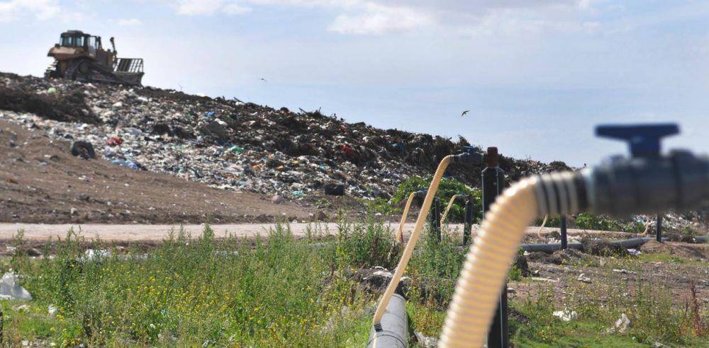 La montaña de basura de Punta Lara ahora produce energía limpia para 40.000 personas