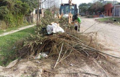 Centro de Residuos Secos, para erradicar minibasurales