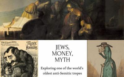 Un museo busca derribar el mito de los judíos y el dinero