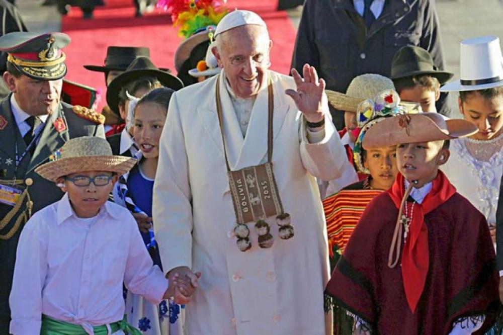 El Vaticano da por zanjada la cuestión sobre la Conquista de América