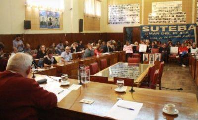 Tras la declaración de emergencia, destacan la inversión en obras en las escuelas de Mar del Plata