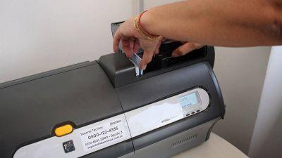 Trámite en 24 horas: En un mes se han impreso en Necochea unas 1700 licencias de conducir