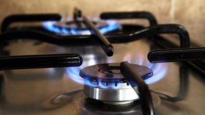 A partir del lunes aumentará un 29 por ciento la tarifa de gas residencial