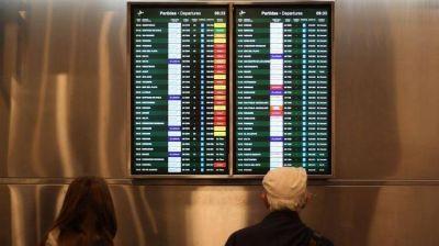 Gremios aeronáuticos anunciaron un paro de 48 horas para el viernes 29 de marzo y el lunes 1 de abril