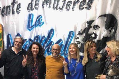 Mujeres del peronismo bonaerense sumaron su apoyo a Cristina Fernández
