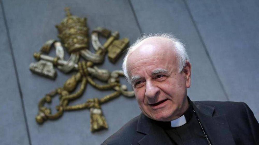 """Paglia: """"Estudiamos la inteligencia artificial. Nos lo ha pedido el Papa"""""""