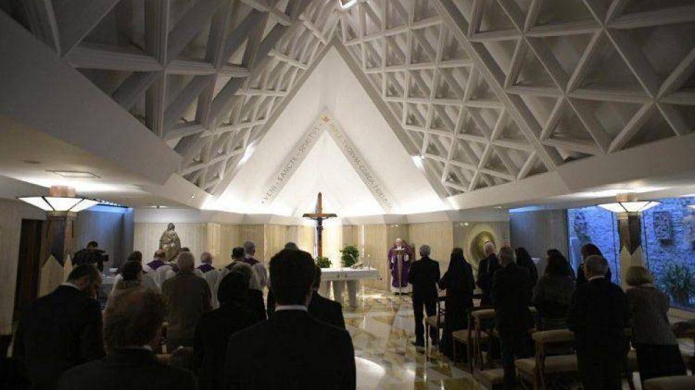 Homilía del Papa: Este es el tiempo de la misericordia