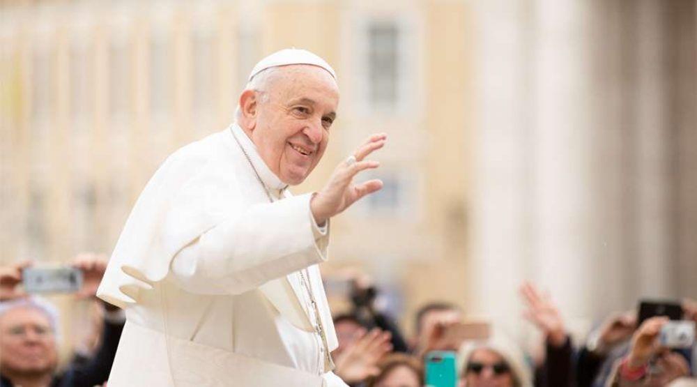 Papa Francisco: Jesús nunca es indiferente a las peticiones y dolores