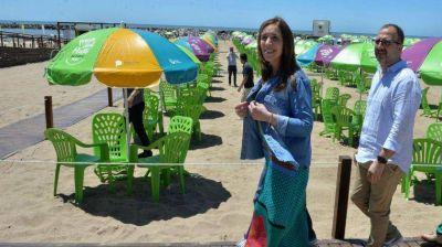 María Eugenia Vidal arranca un retiro de dos días con su gabinete en Chapadmalal
