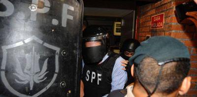"""Pulseada entre un tribunal y un juez por la prisión preventiva del """"Caballo"""" Suárez"""