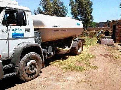 Hay malestar en Villarino por la suspensión del acueducto del Río Colorado