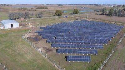 Avanza el proyecto para la instalación de un parque solar en Oriente