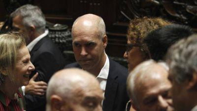 La caída de Macri ya afecta a Larreta en la Ciudad