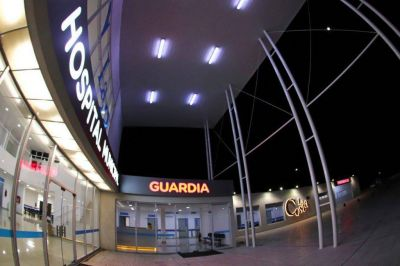 Comienza a atender la guardia en el nuevo Hospital de La Costa