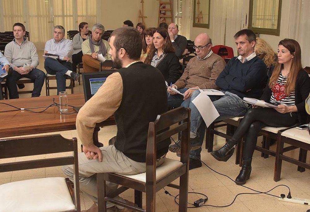 Crearon la comisión permanente para el seguimiento del Plan Estratégico
