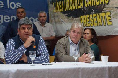 """Pablo Moyano: En un nuevo proceso nacional y popular """"el Movimiento Obrero tiene que ser protagonista"""""""