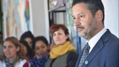 "Gustavo Menéndez: ""Creo que Cristina puede llegar a ser candidata"""