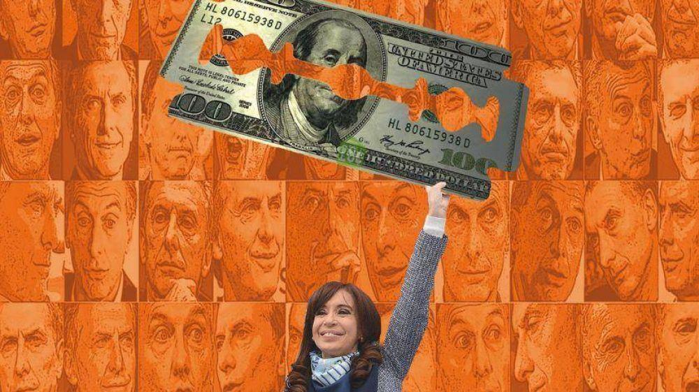 Dólar Cristina: fracaso electoral de la grieta