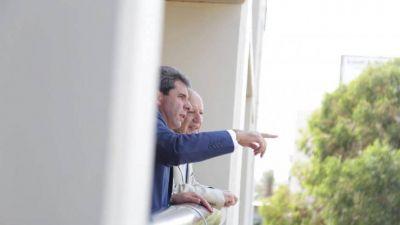 Uñac, Cornejo y Bertone suenan como vices de Lavagna