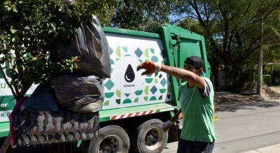 Escasa mejoría en basura; transporte, marcha atrás