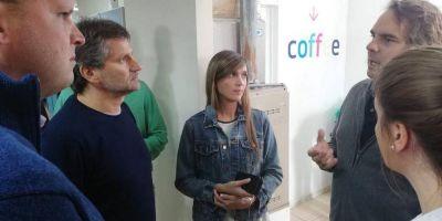 """Ciano: """"Termina el gobierno de Arroyo y las TICs esperan por el Parque Informático"""""""