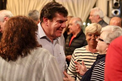 """Montenegro: """"Hay que reducir el costo de la política"""""""