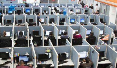 Cerró el call center Aegis y despidió 170 trabajadores