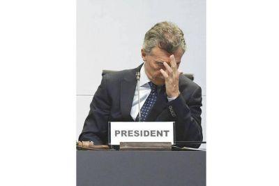 Sin resultados económicos, Macri posterga hasta mayo la definición de su plan electoral