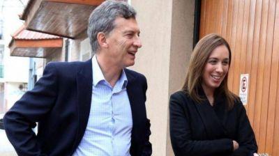 Macri y Vidal viajan a Junín para anunciar la llegada del transporte público