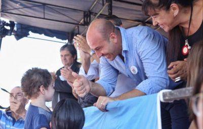 Intendente Pro, en campaña: