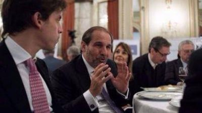 Nicky Caputo le recomienda a Macri no presentarse y hablan de la formula Vidal-Lousteau