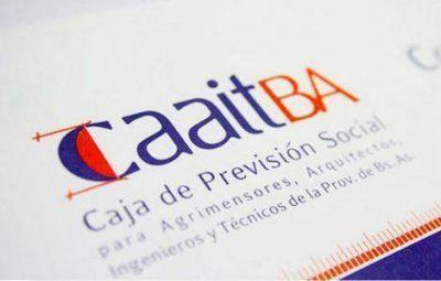 Elecciones en CAAITBA: fuerte respaldo a la separación de las cajas profesionales