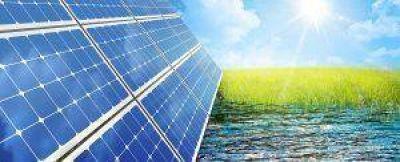 Riego con energía solar