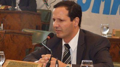 """Provincia condiciona la autonomía de los municipios"", criticó Trezza"