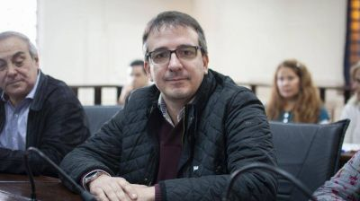 """Villa: """"No encontré ningún vecino que me diga que no lo va a votar a Grindetti porque está enojado con Macri"""""""