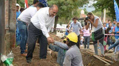 La renovación de la red de agua potable beneficiará a vecinos del barrio San Ramón